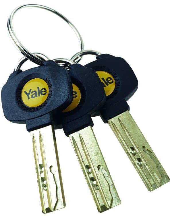 Yale Dimple Keys